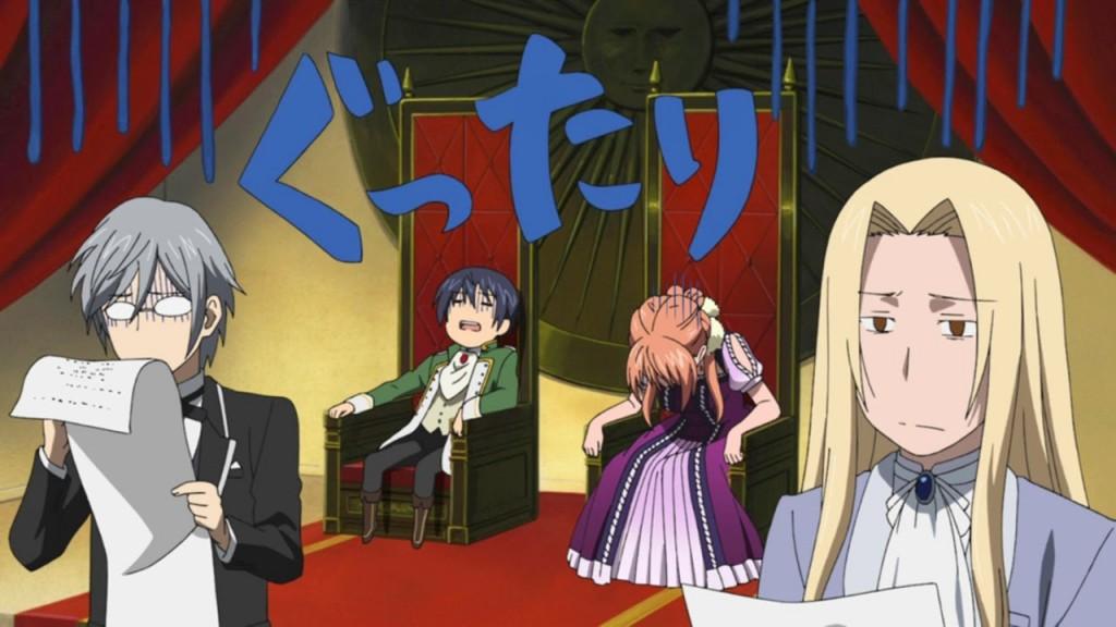 Soredemo sekai wa utsukushii episode 7 - Jazz drummer film