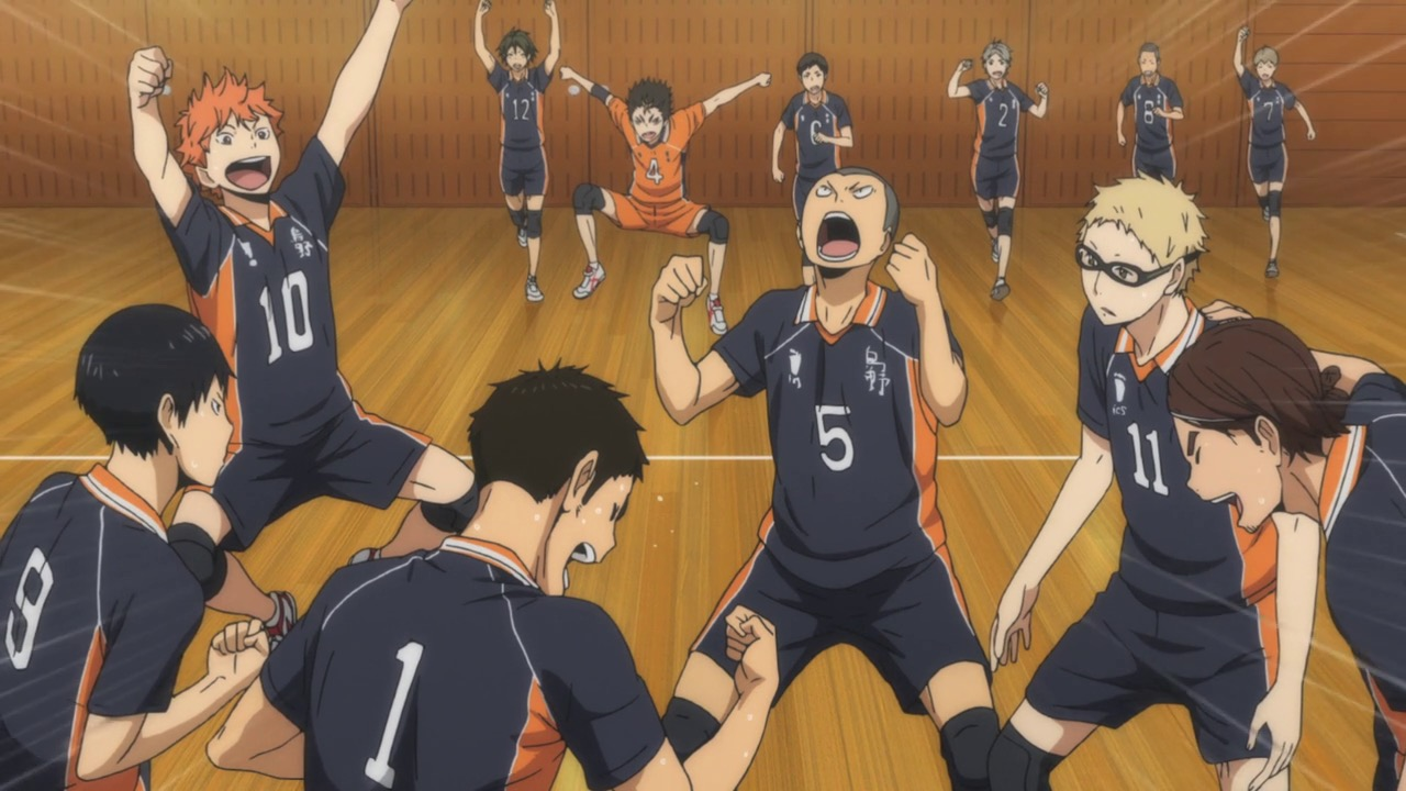 Haikyuu!! Season 2 - 16 - Lost in Anime