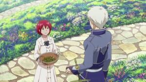 Akagami OVA -1