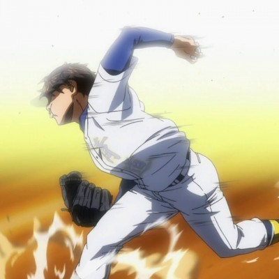 Diamond no Ace 2 - 47 -35