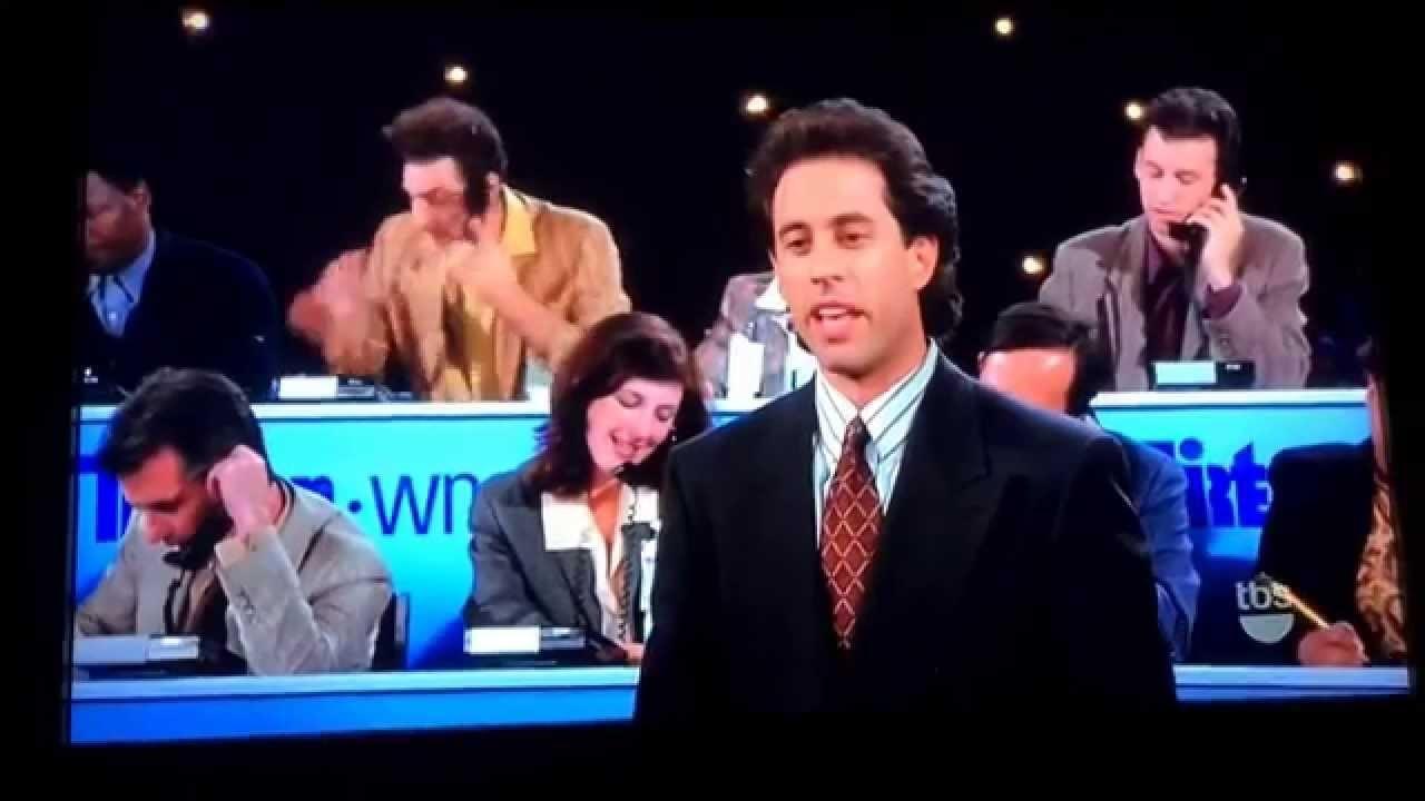 Seinfeld Pledge Drive