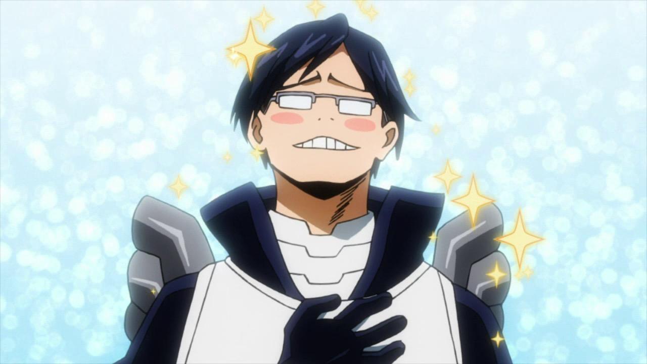 Boku no hero academia 08 lost in anime - Boku no hero academia shouto ...