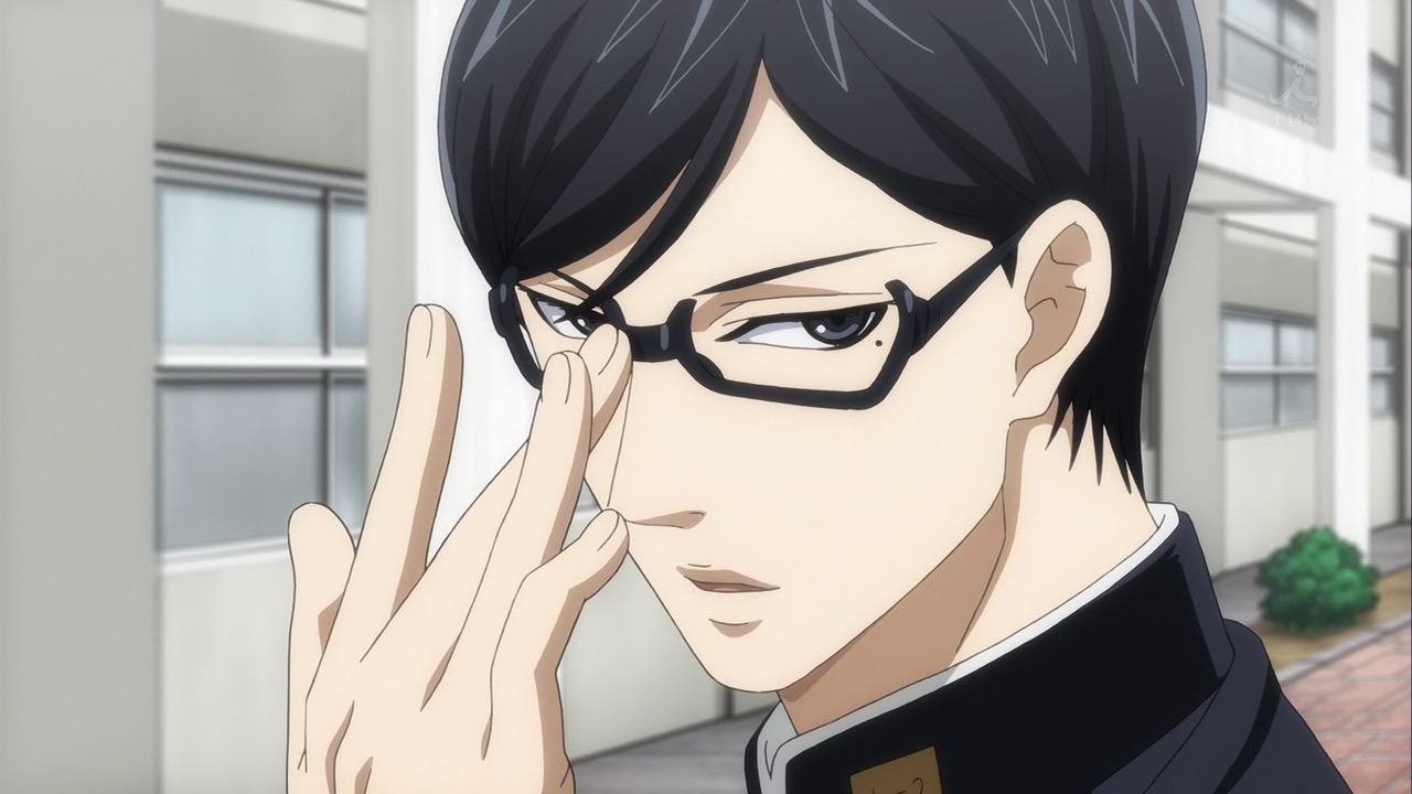 Anime Glasses Png