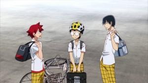 Yowamushi Pedal The Movie -11