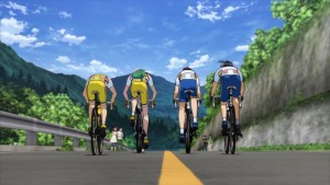 Yowamushi Pedal The Movie -111