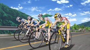 Yowamushi Pedal The Movie -113
