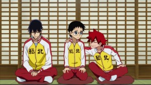 Yowamushi Pedal The Movie -89