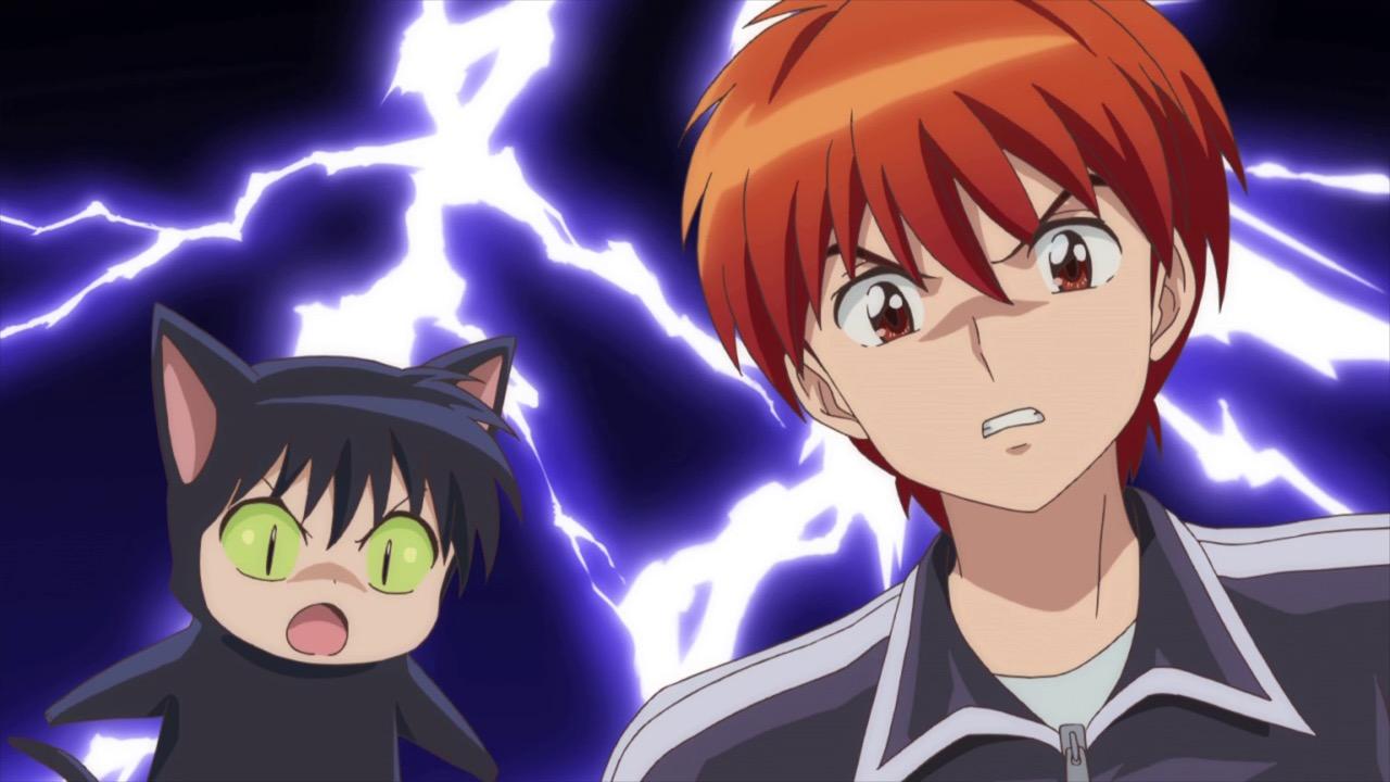 Resultado de imagem para Kyoukai no Rinne 3