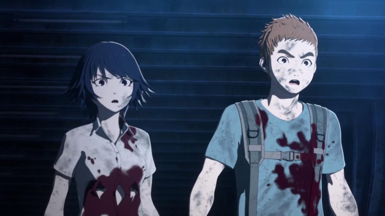 Ajin Anime