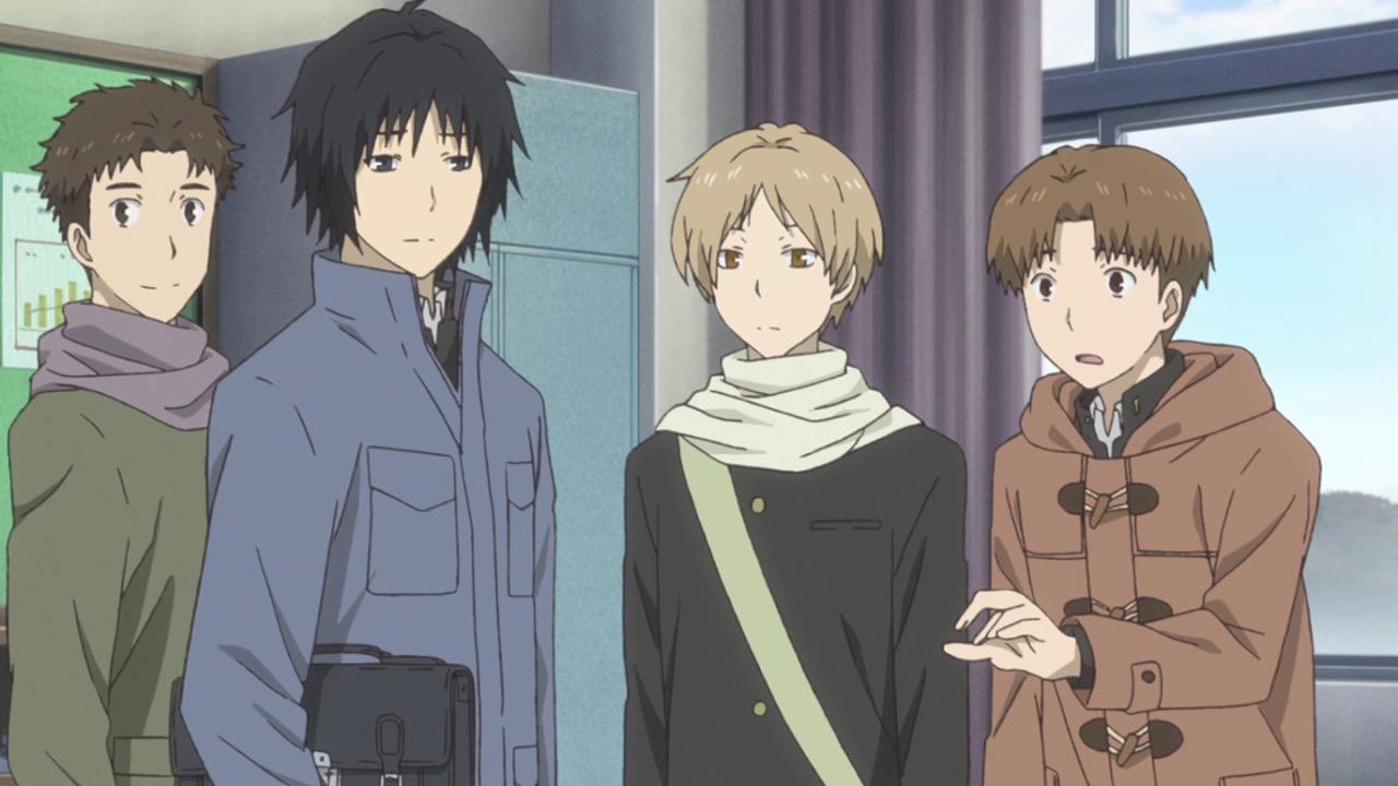 natsume yuujinchou go episode guide