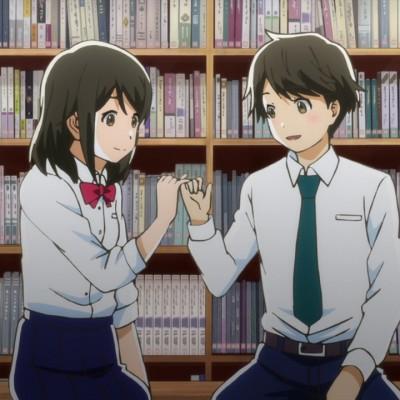 Tsuki ga Kirei - 06 - 13