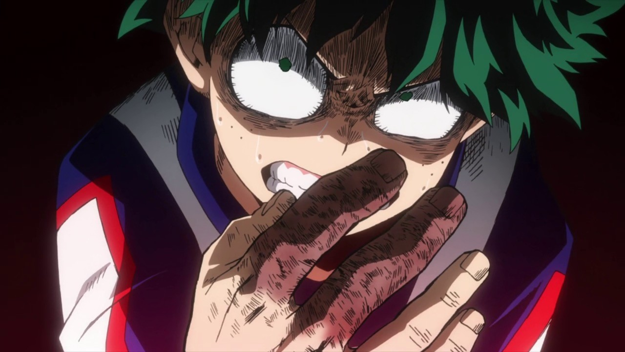 Boku No Hero Academia Season 2 10 Lost In Anime