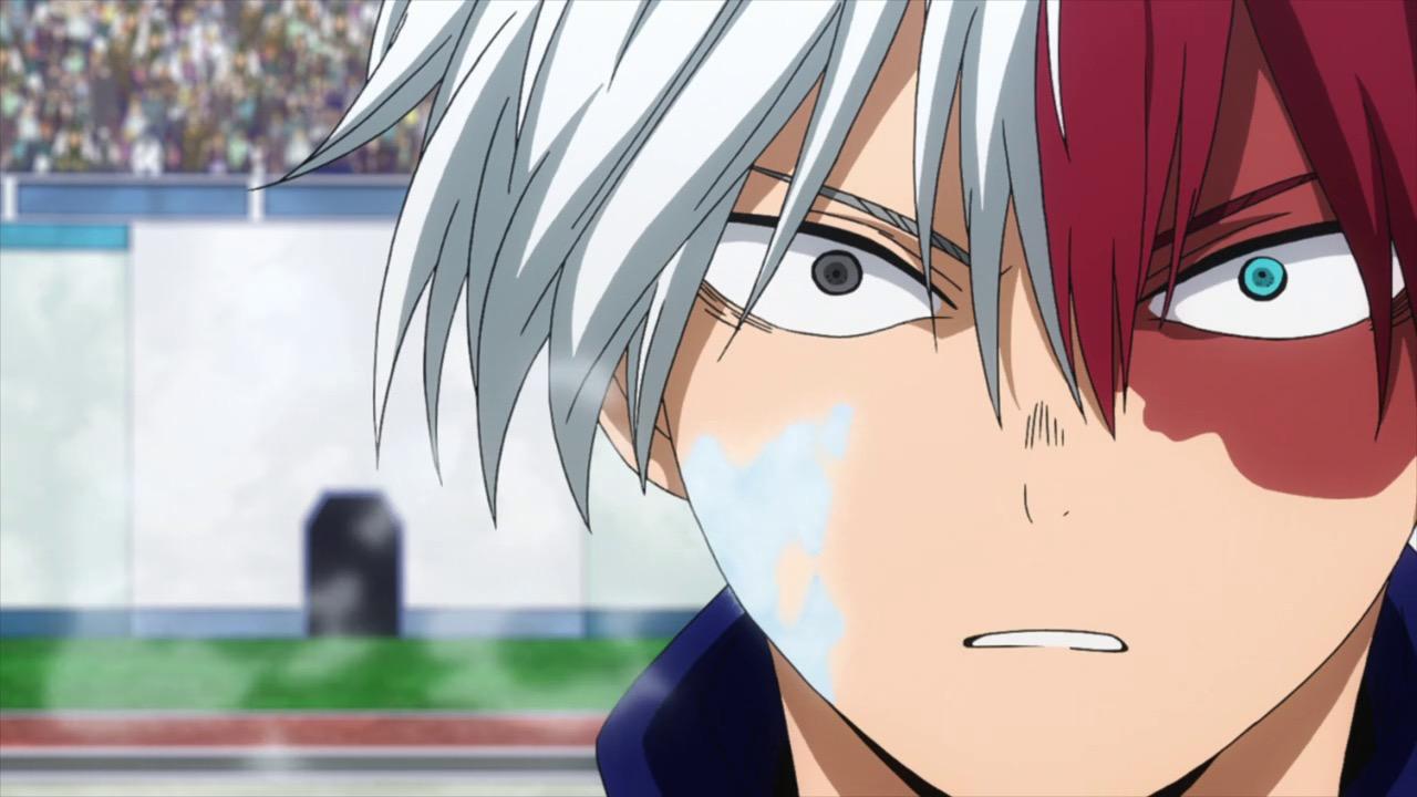 Boku no hero academia season 2 10 lost in anime - Boku no hero academia shouto ...
