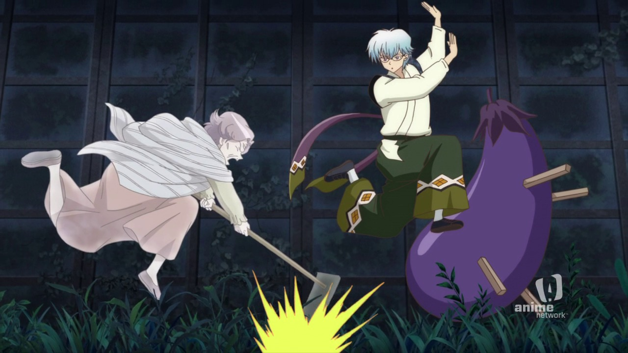 kyoukai no rinne 3rd season 12 lost in anime