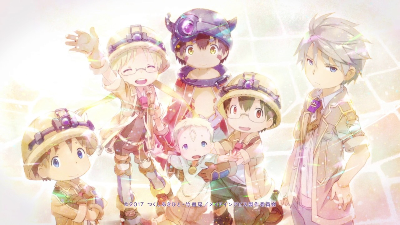 Made in Abyss  02  Lost in Anime