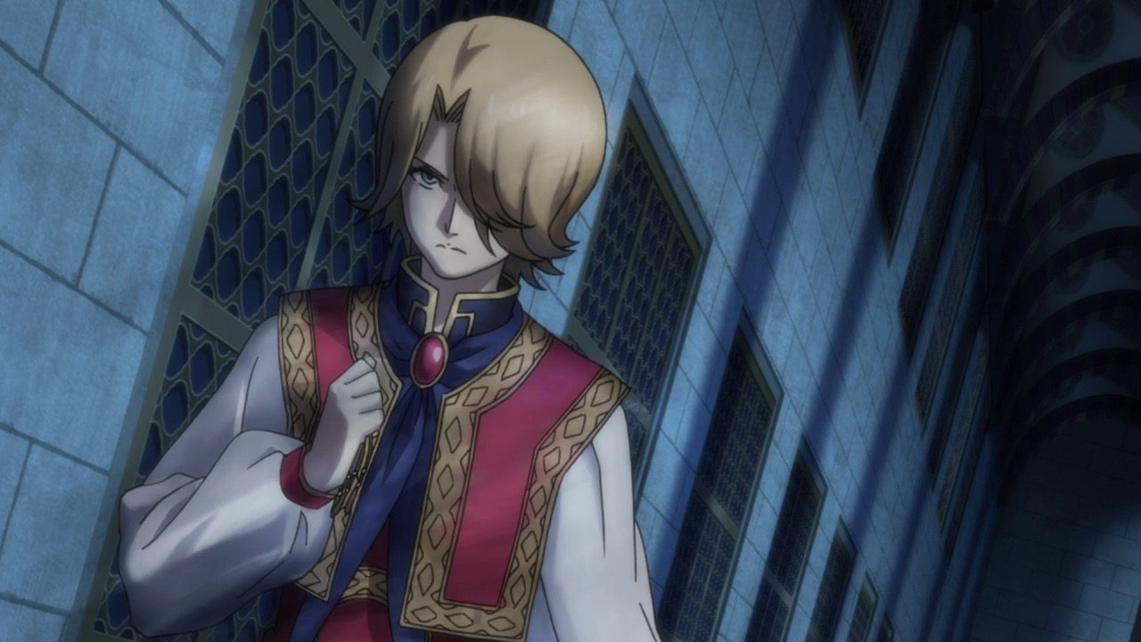 Shoukoku no Altair – 03 - Lost in Anime