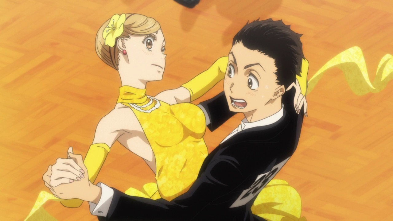 ballroom e youkoso lost in anime