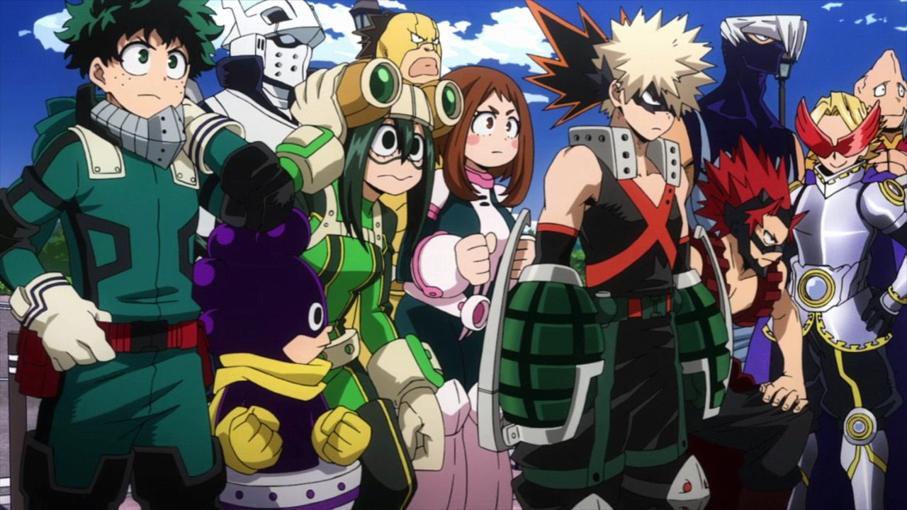 Image result for Boku no Hero Academia
