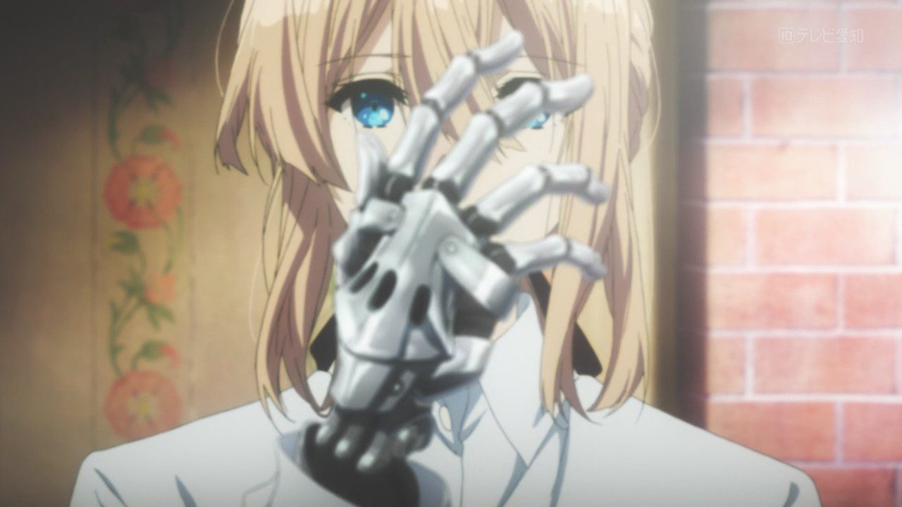 First impressions violet evergarden lost in anime first impressions violet evergarden stopboris Image collections