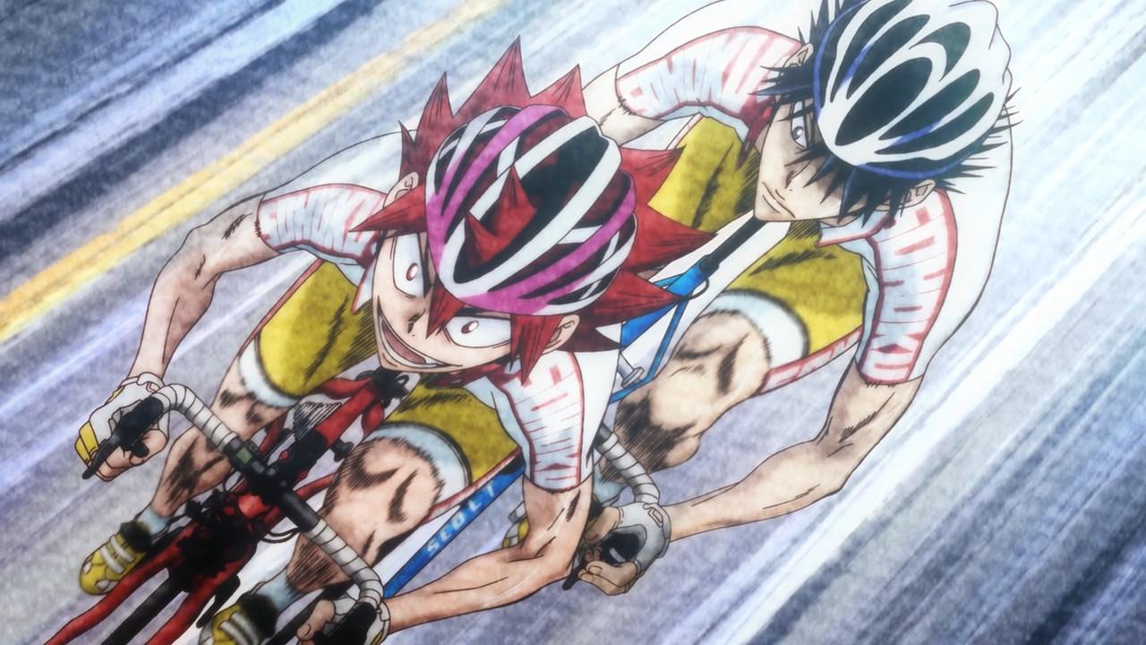 Yowamushi Pedal: Glory Line – Episódio 01
