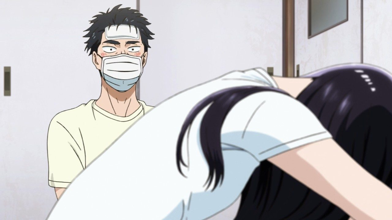 Koi wa ameagari no you ni 07 lost in anime for Koi ha ameagari no youni