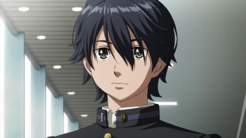 制服を着ている黒髪の神崎雄哉の「A.I.C.O.」の画像