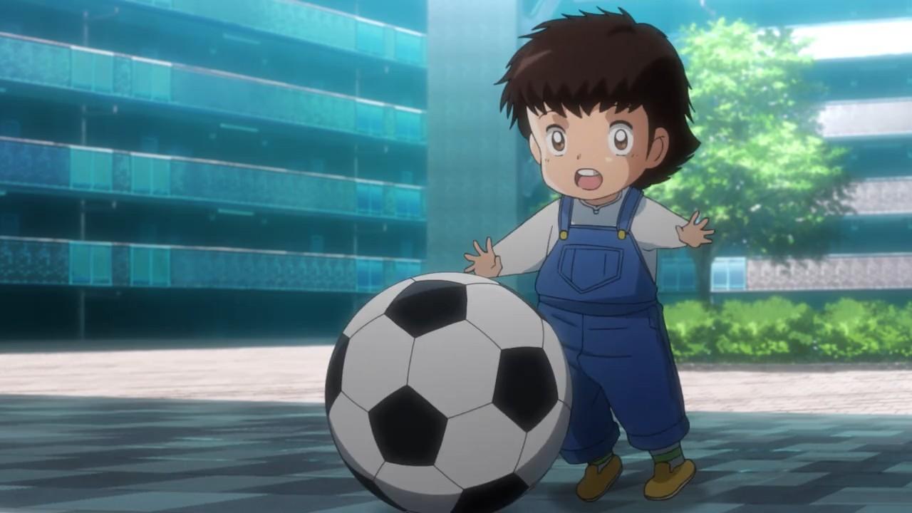 Resultado de imagem para Captain Tsubasa 2018