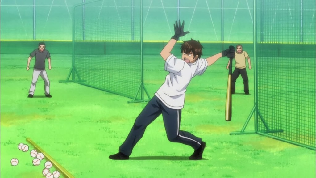 Diamond No Ace 15 Lost In Anime