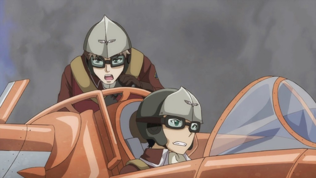 Toaru Hikuushi E No Koiuta 11 Lost In Anime