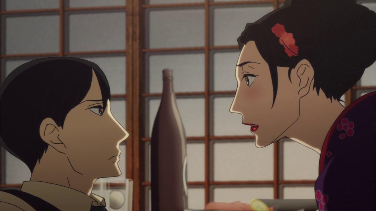 Kết quả hình ảnh cho Shouwa Genroku Rakugo Shinjuu (Shouwa and Genroku Era Lover's Suicide Through Rakugo)