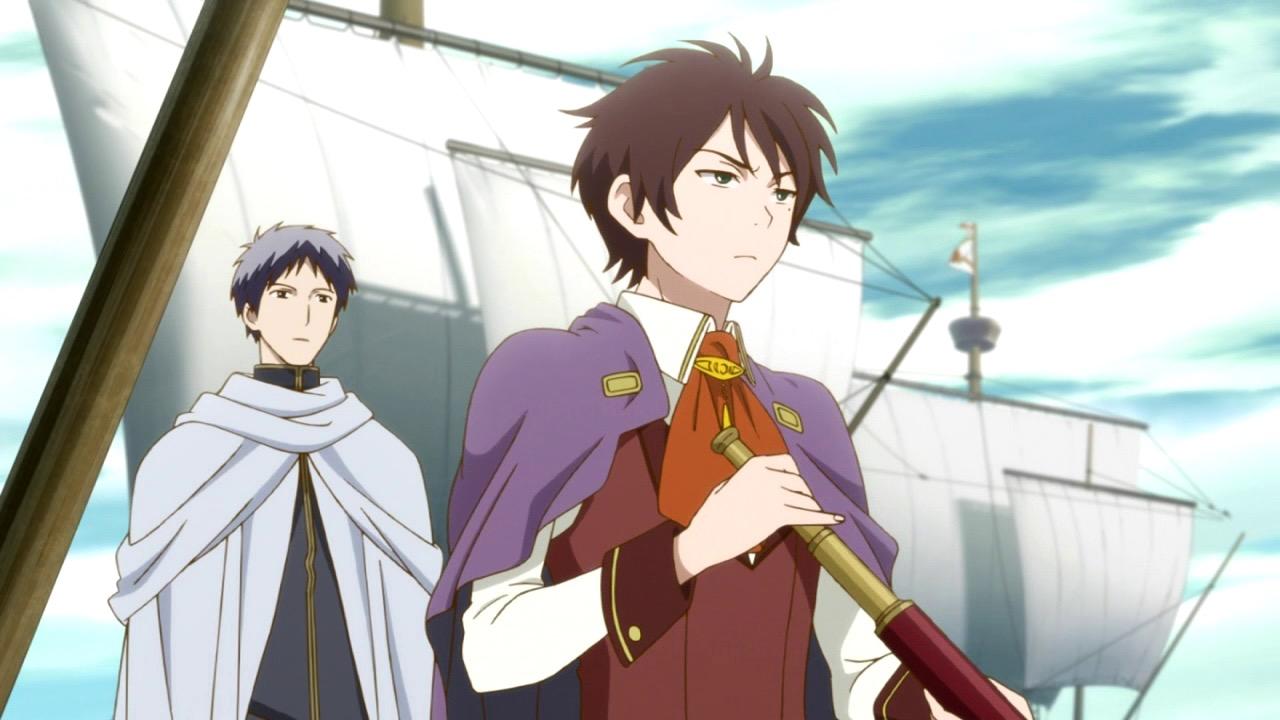 Akagami No Shirayukihime 19 Lost In Anime