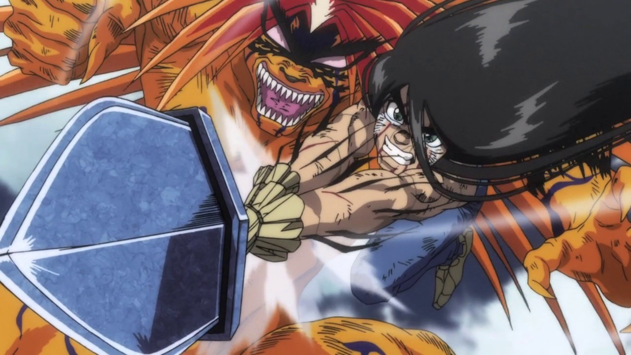 Ushio To Tora 39 End And Series Review Lost In Anime