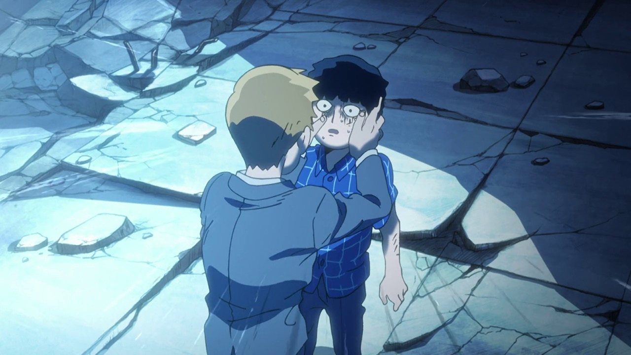 Mob Psycho 100 - 11 - Lost in Anime