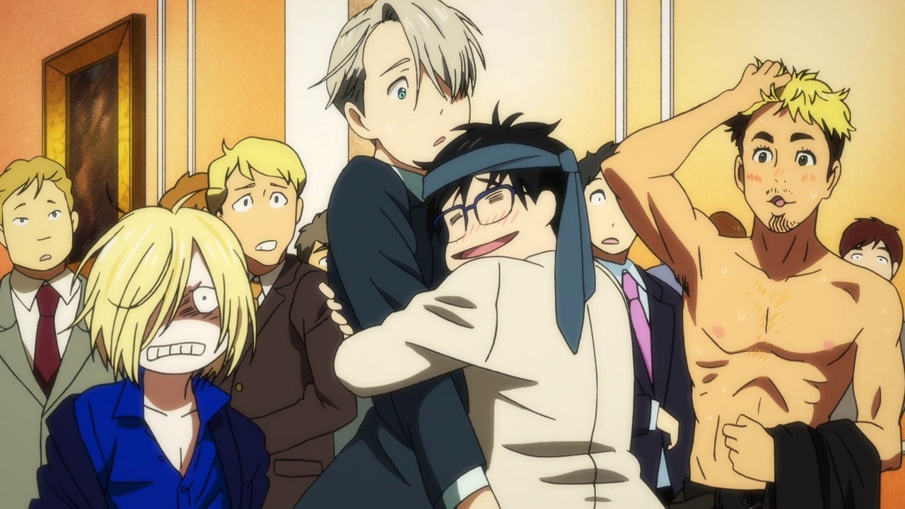 Yuri!!! on Ice - 10 - Lost in Anime