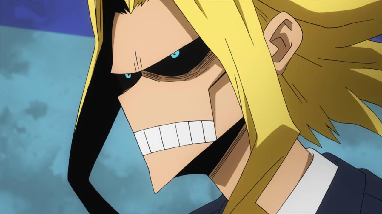 Boku No Hero Academia Season 2 Episode 6