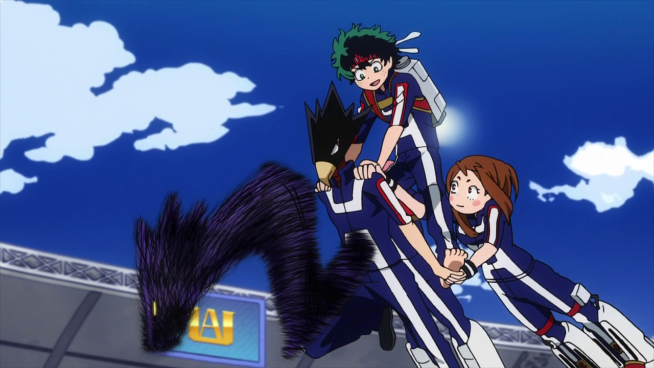 Boku no Hero Academia Season 2 - 04 - Lost in Anime