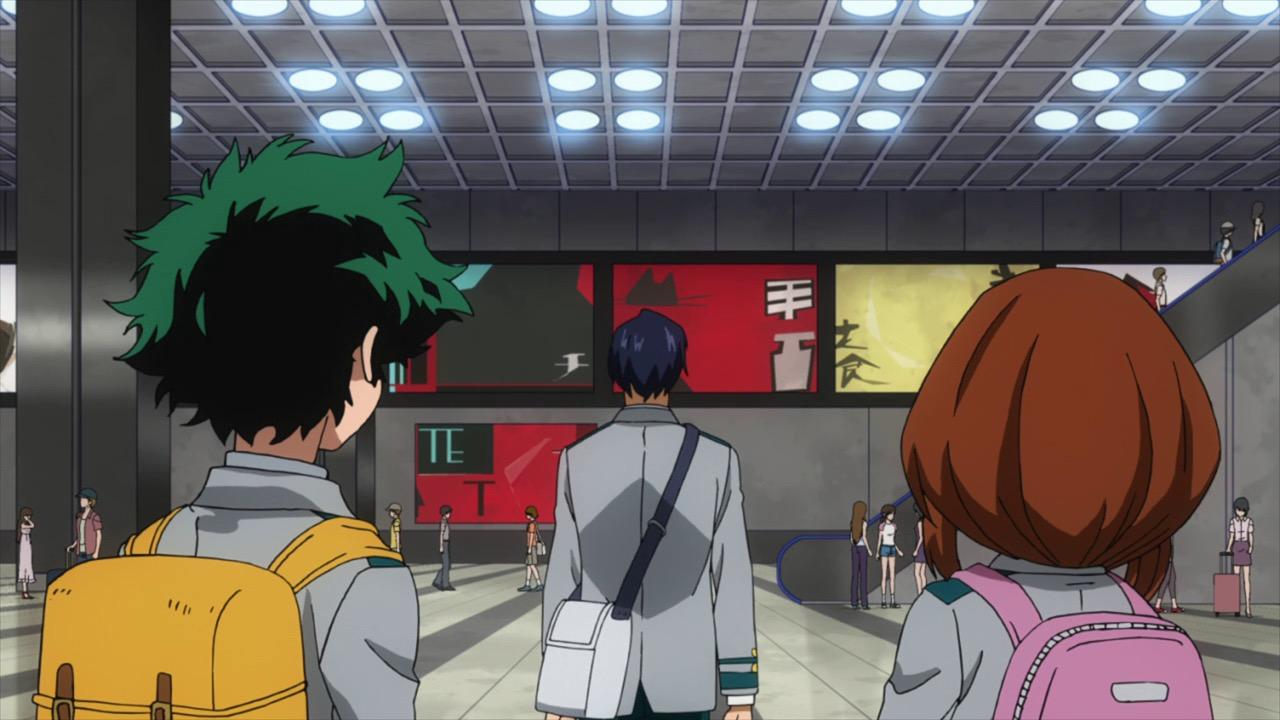 Boku no Hero Academia Season 2 – 13 - Lost in Anime