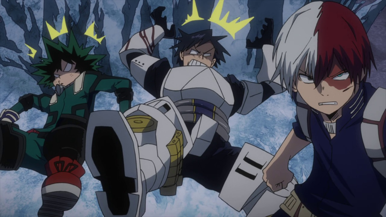 Boku no hero academia season 2 17 lost in anime - Boku no hero academia two heroes online ...