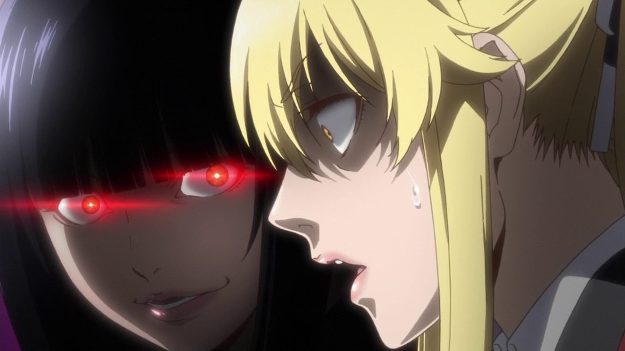 First Impressions Kakegurui Lost In Anime
