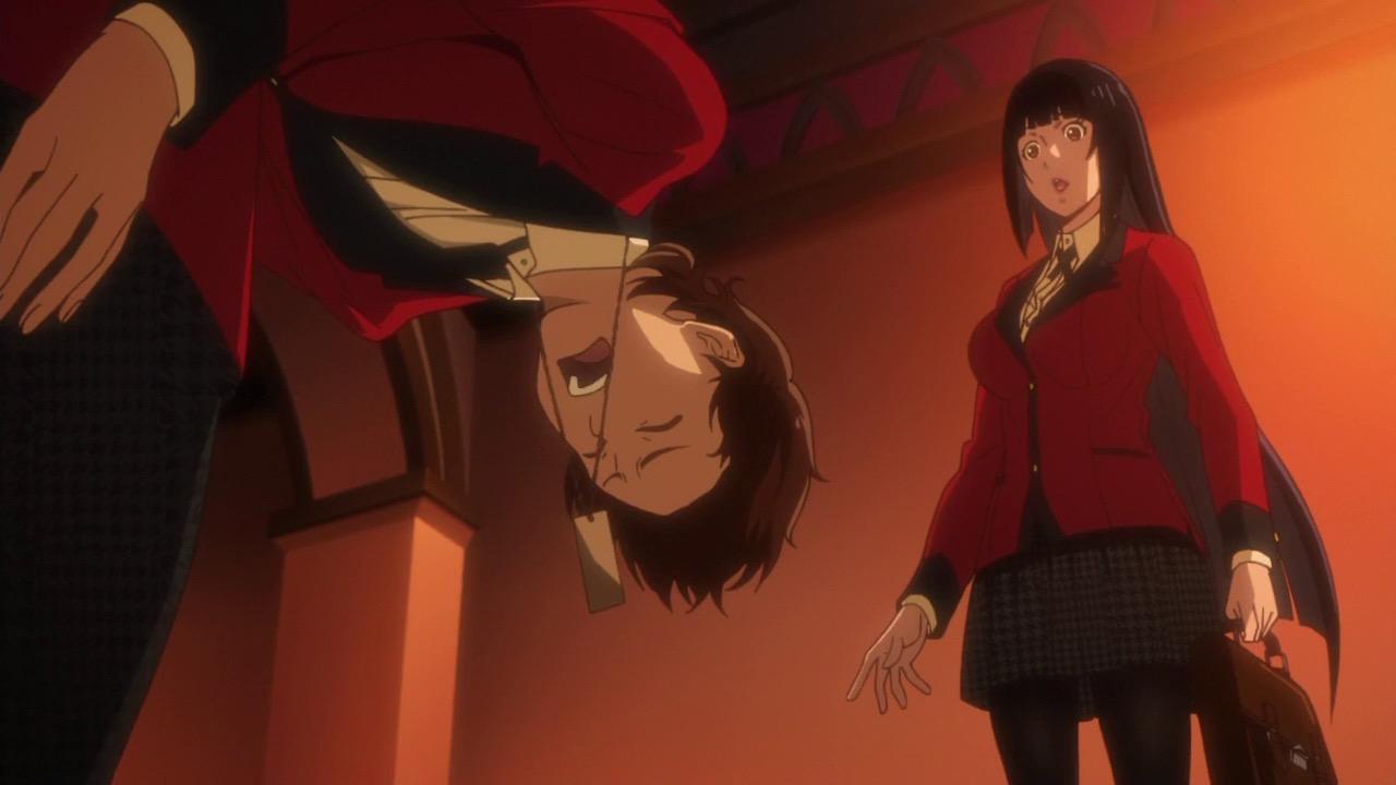 Kakegurui Anime