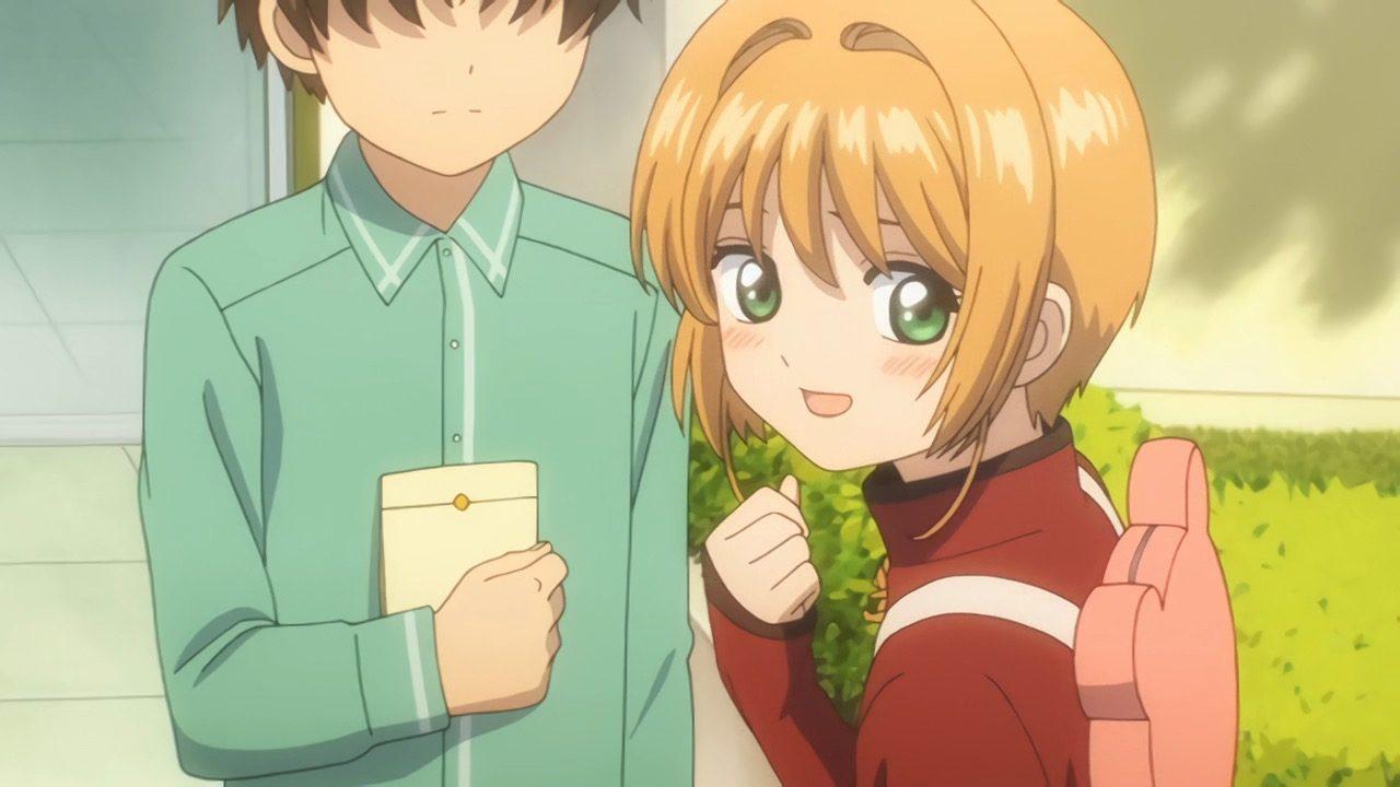 Cardcaptor Sakura: Clear Card-hen Prologue - Sakura to ...