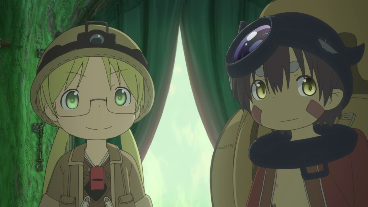 Made in Abyss - 13 (End) and Series Review - Lost in Anime