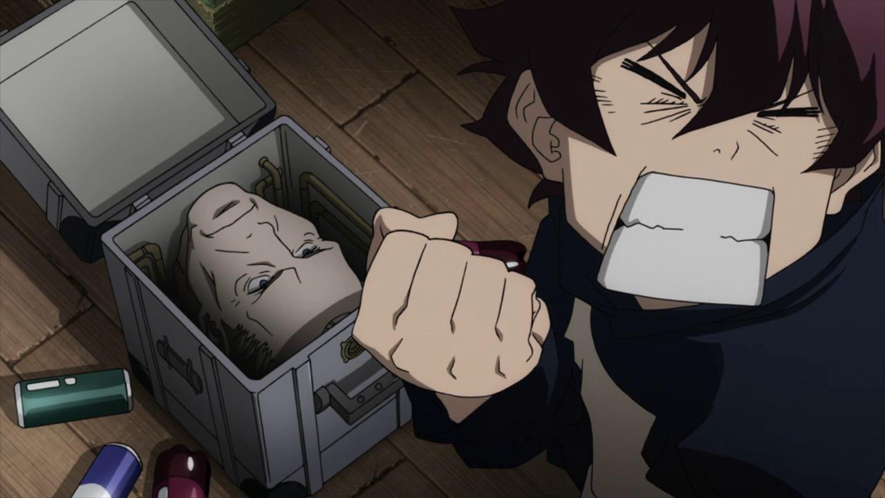 Kekkai Sensen Season 2
