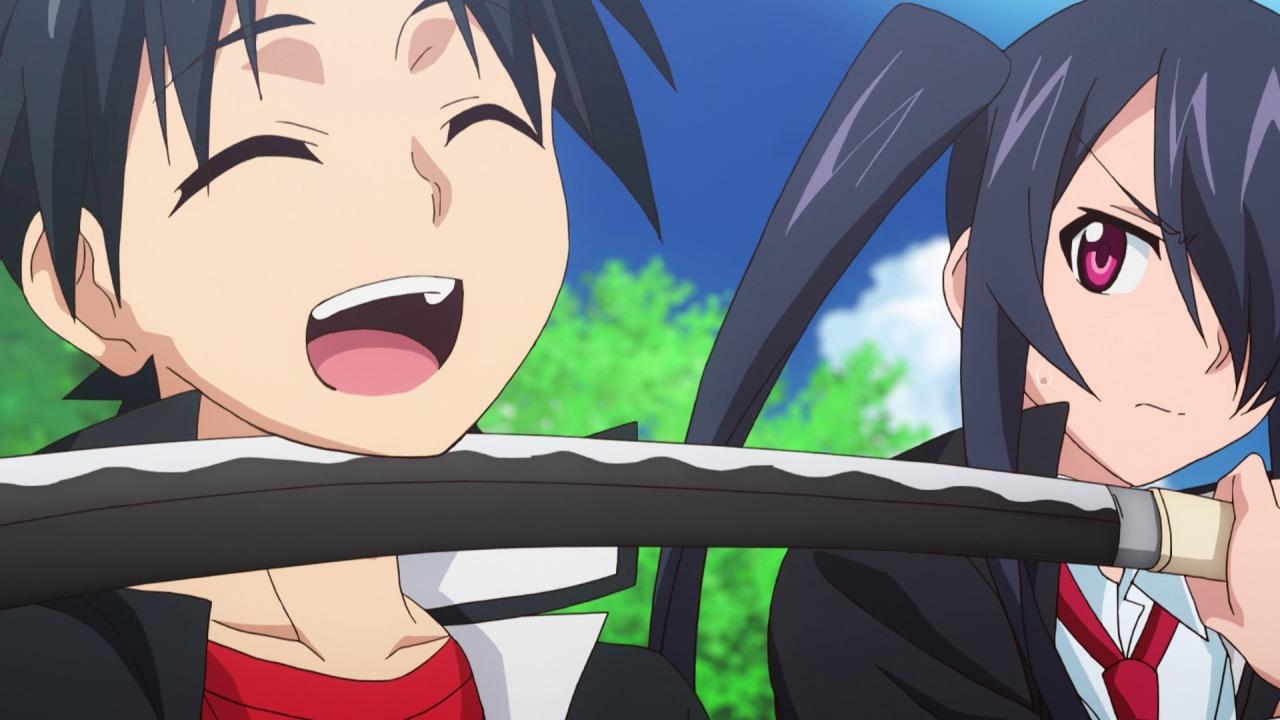 Uq Holder Anime
