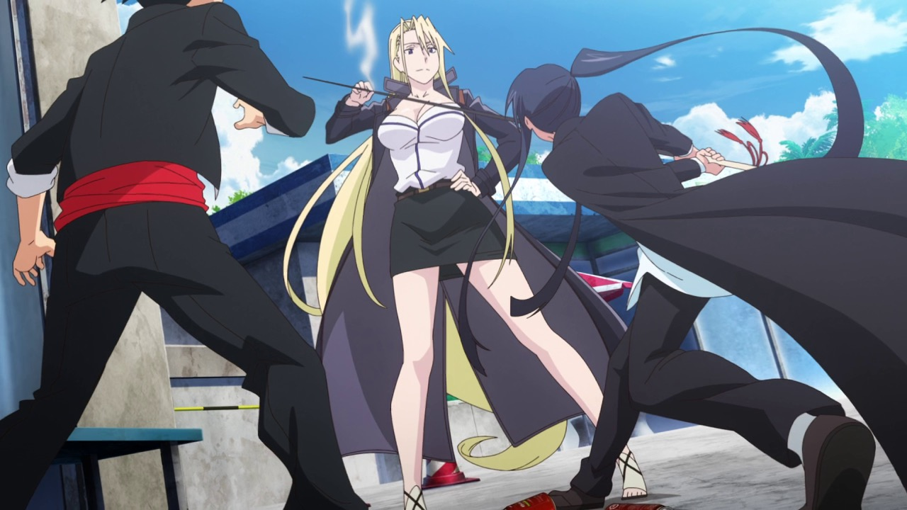 Uq Holder 02 Lost In Anime