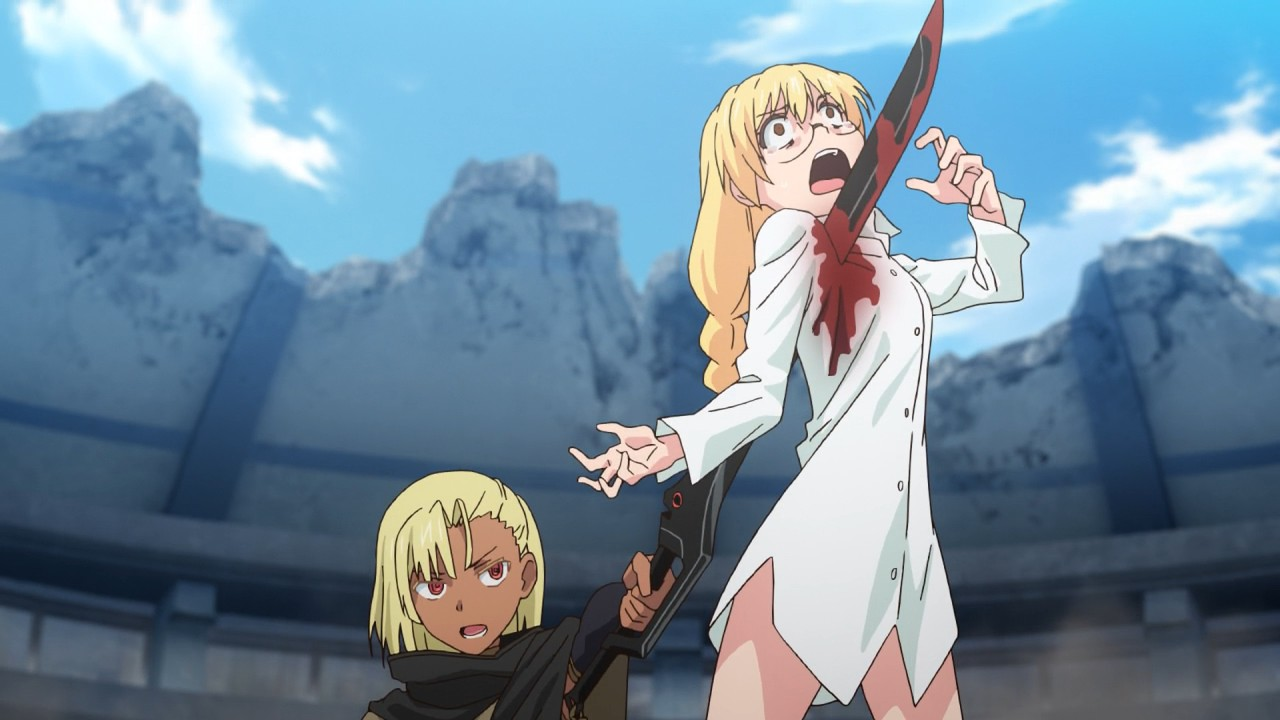 Uq Holder 12 19 Lost In Anime