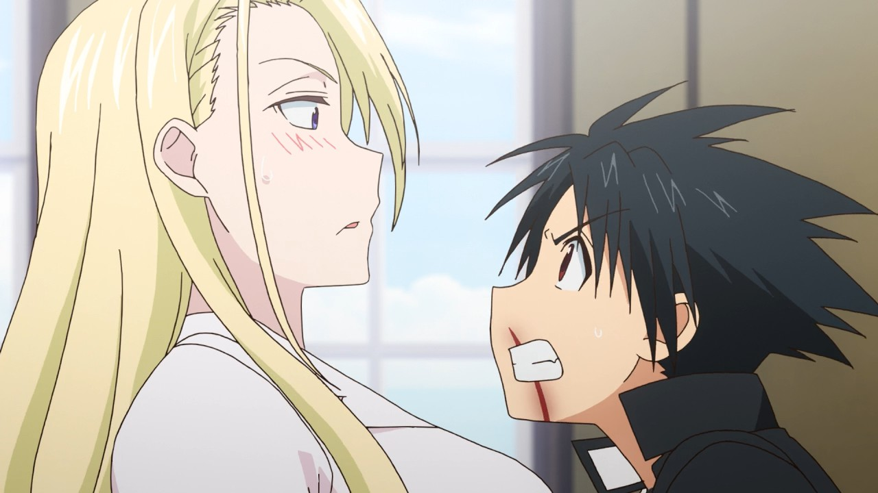 Uq Holder 12 End And Series Review Lost In Anime