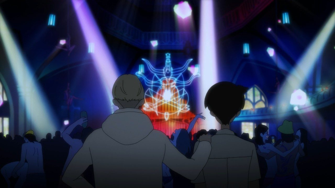 Image result for devilman crybaby orgy