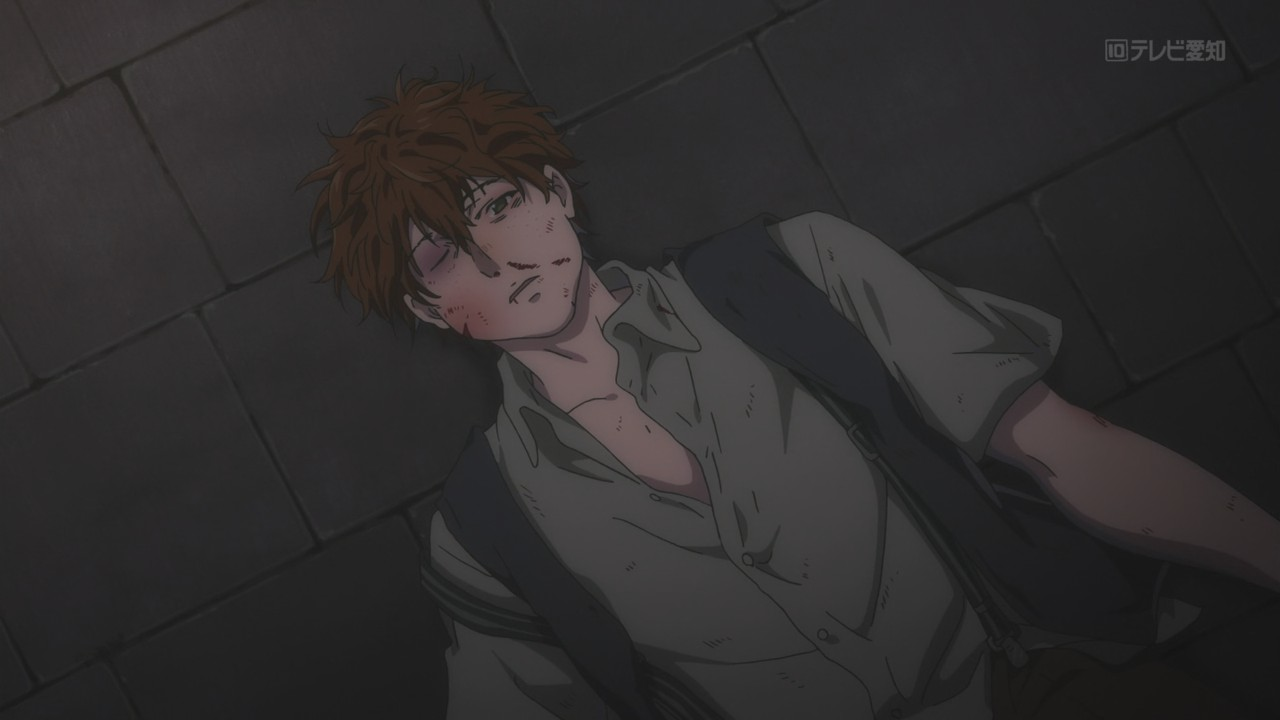 Violet Evergarden - 03 - Lost in Anime