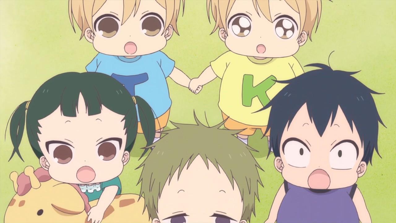Gakuen Babysitters 08 Lost In Anime